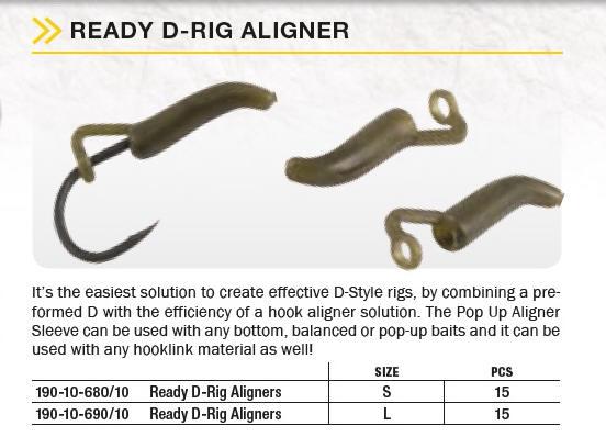 Ready D-Ring Aligner