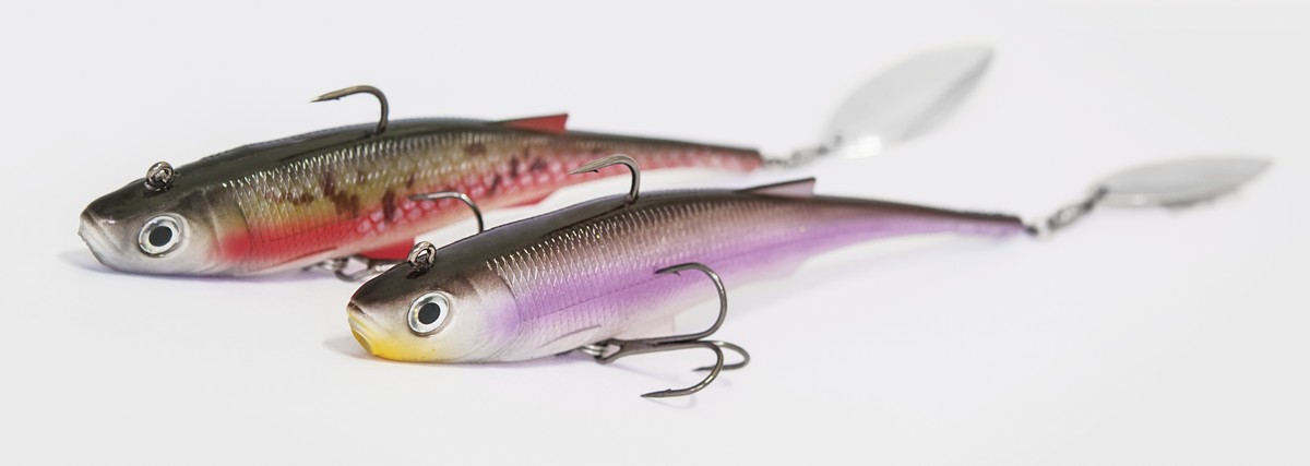 Mad Spinal Shad