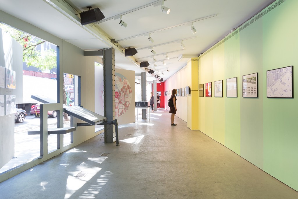 Storefront for Art and Architecture  Programming Exhibitions Measure