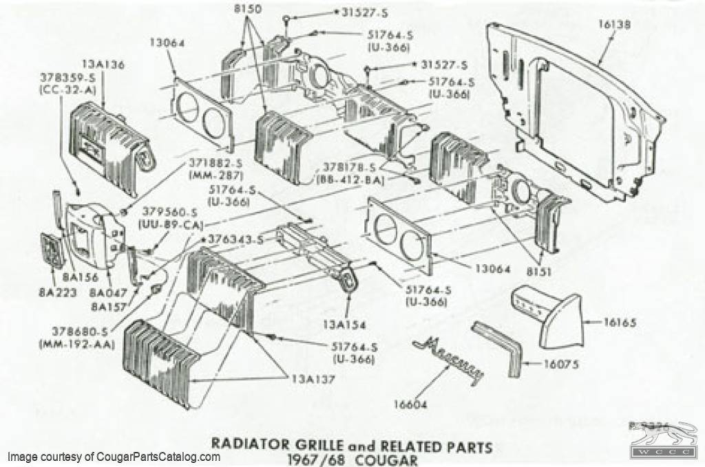 1968 Mustang Front Bumper Diagram : 33 Wiring Diagram