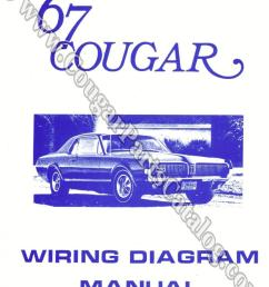 manual wiring diagram repro 1967 mercury cougar 25959 [ 1028 x 1310 Pixel ]