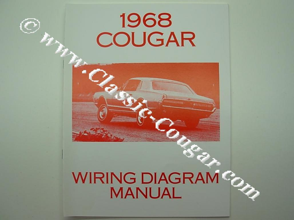 Ford Wiring Schematic Furthermore 1968 Mercury Cougar Wiring Diagram