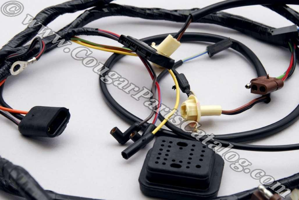 Ford Mustang Wiring Harness