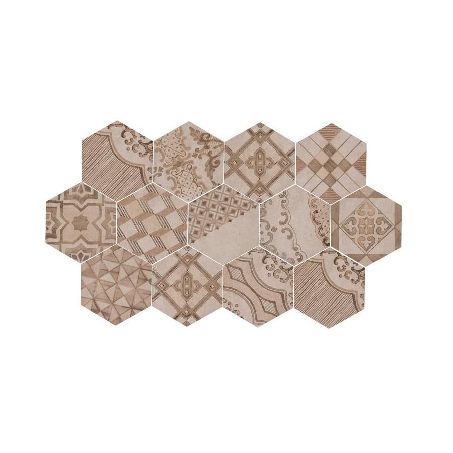 Offerta stock cementine fantasy rettificate ceramiche