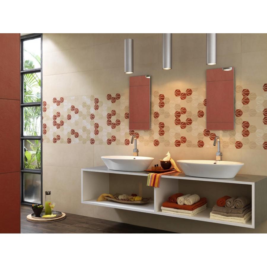 Oficina 7 Marazzi piastrelle per il rivestimento del bagno
