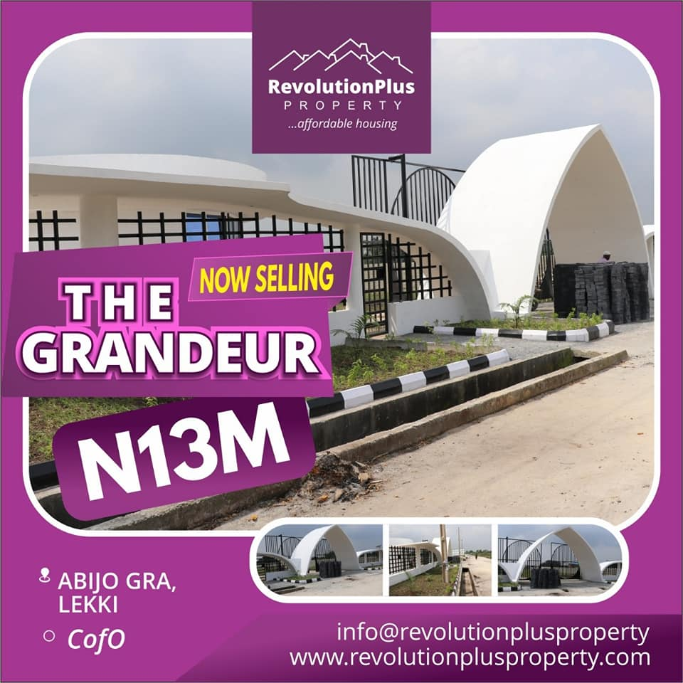 BUY 5 GET 1 FREE IN OUR ESTATE IN IBEJU  LEKKI
