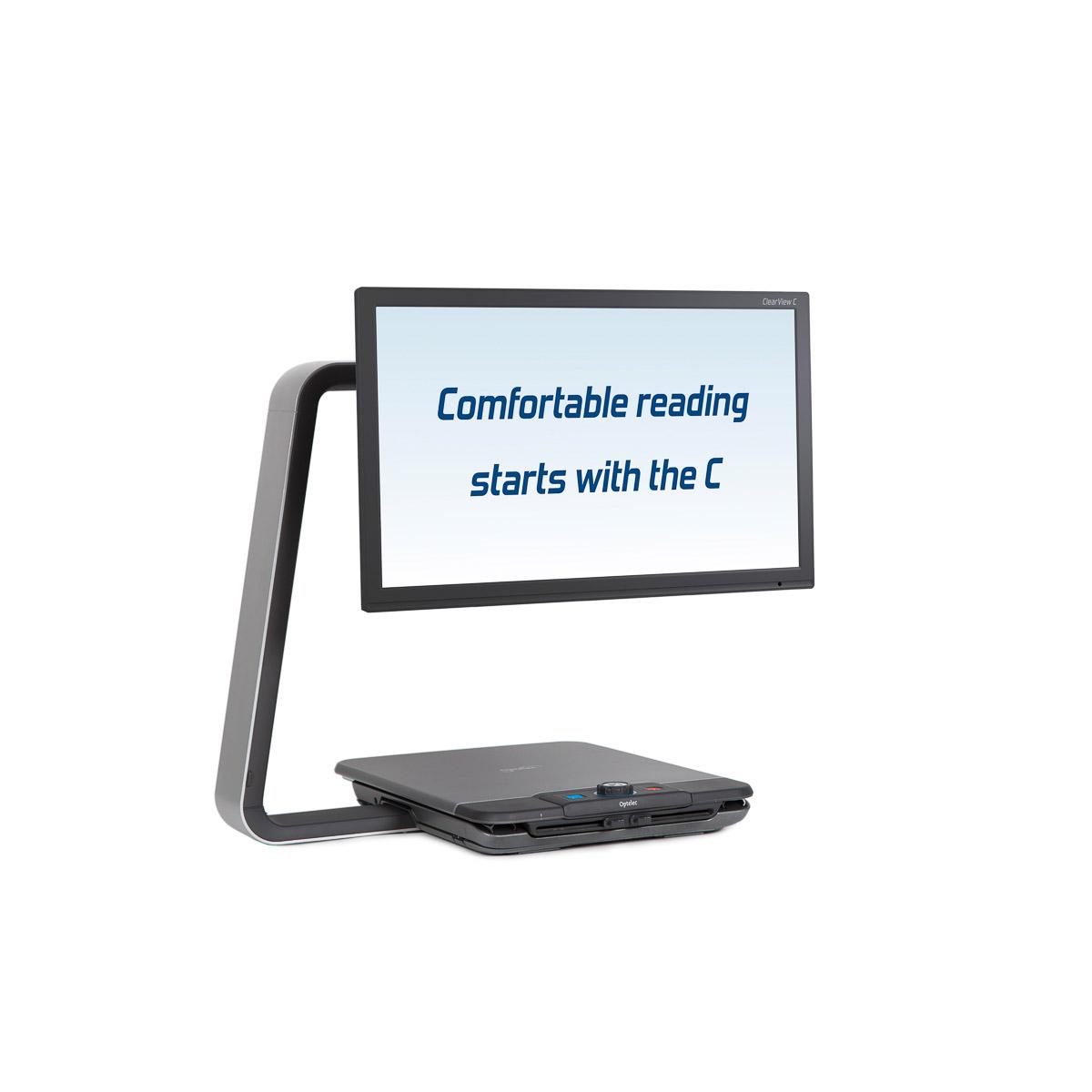 optelec videoingranditore da tavolo C HD 24