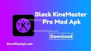 Black KineMaster Pro Mod Apk [Premium Unlocked] 1