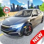 Car Simulator Civic Mod Apk