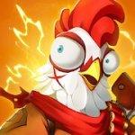 Rooster Defense Mod Apk