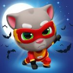 Talking Tom Hero Dash Mod Apk