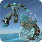 robot shark mod apk