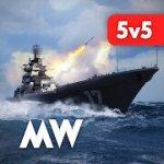 modern warships mod apk