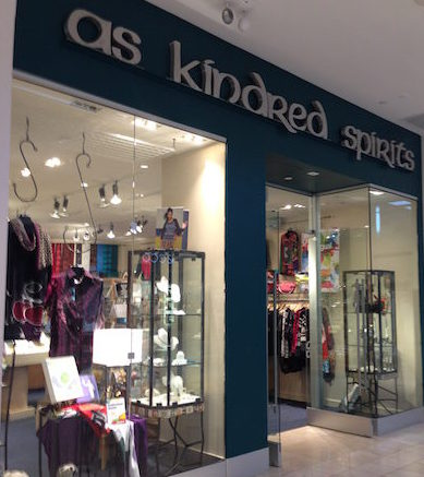 As Kindred Spirits at Westfield Montgomery Mall