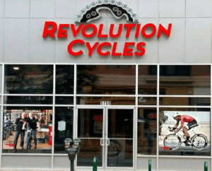 Revolution Cycles Rockville exterior