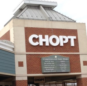 Chopt at Congressional Plaza