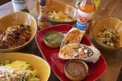 Fish Taco platters