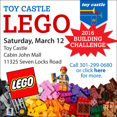2016 Toy Castle Lego contest ad: https://www.facebook.com/toycastlepotomac/
