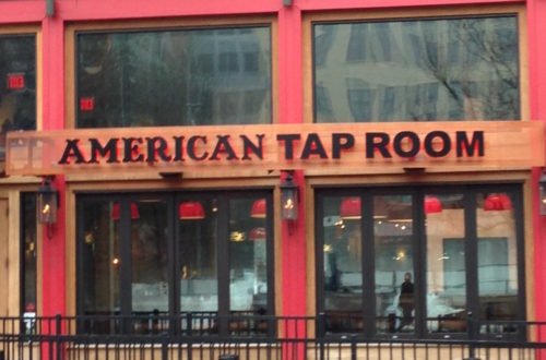 American Tap Room at Rockville Town Square