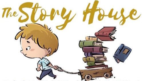 The Story House logo