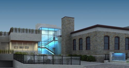 Rendering of Brides Fitness & Yoga in Bethesda