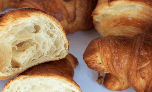 Croissants from Fresh Baguette