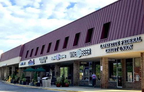 Cabin John Shopping Center