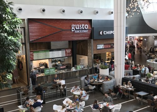Gusto Farm to Street at Westfield Montgomery Mall