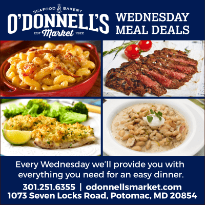 Wednesday Meal Deals at O'Donnell's Market: https://odonnellsmarket.com