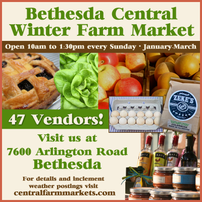 Bethesda Central Farm Markets