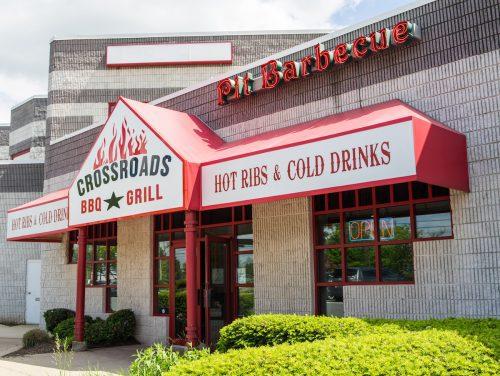 Crossroads BBQ exterior