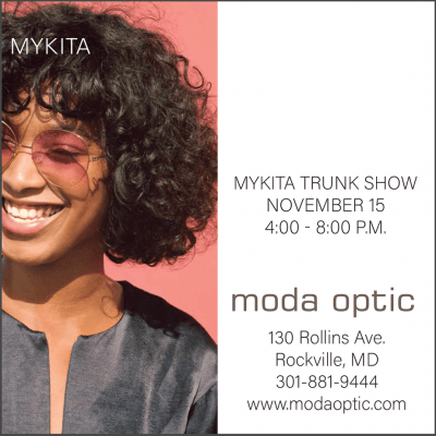 Moda Optic Mykita trunk show