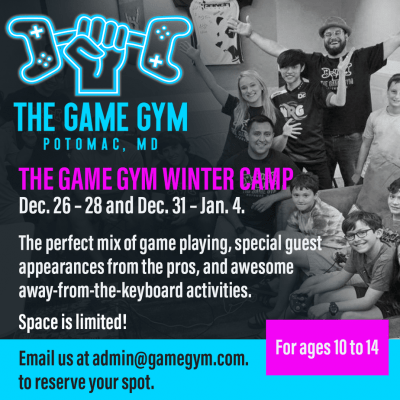 The Game Gym