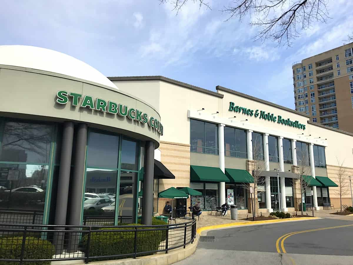 5b8dff823 Big move for Rockville s Barnes   Noble — plus Smashburger goes dark    Japanese steakhouse sets a date