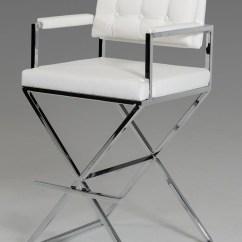 Stainless Steel Chair Legs Cover Hire North Yorkshire Directors Bar Stool - Modern Stools Advancedinteriordesigns