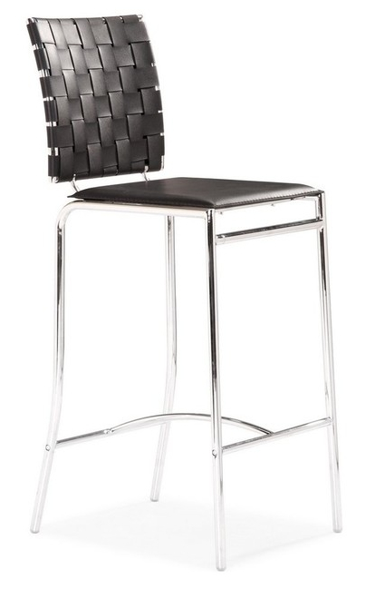 Criss Cross Counter Stool