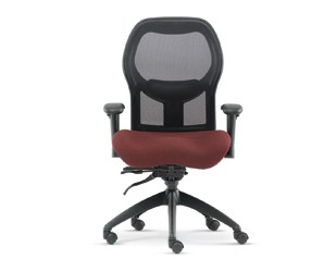 las vegas office chairs walmart upholstered shop ergonomic desks and accessories in brezza by relax the back
