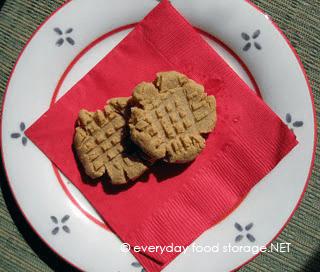 Gluten-Free Peanut Butter Cookie