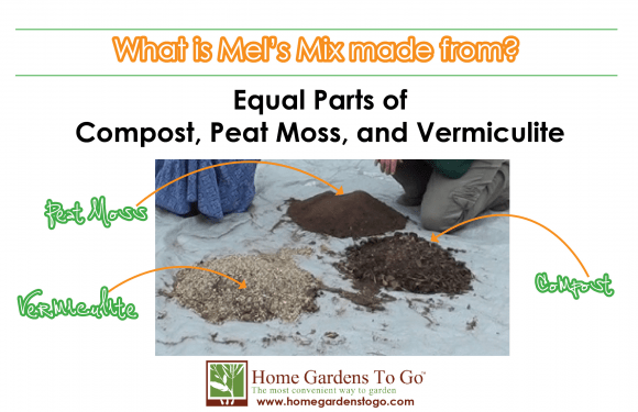 SQUARE FOOT GARDENING 101 DAY FOUR: The Soil Melu0027s Mix!