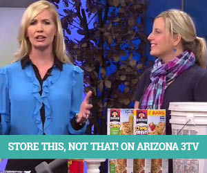 Store This, Not That! on Arizona 3TV
