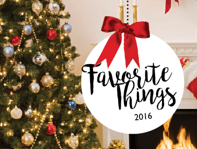 Favorite Things 2016 Guide to Giving Amazing Preparedness Gifts this year!