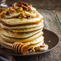 Irresistible Whole-Wheat Banana Pancakes