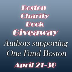 Boston Charity Book Giveaway