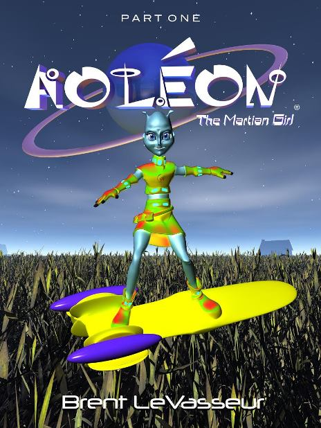Aoleon The Martian Girl Part One