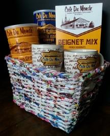 MM giveaway basket