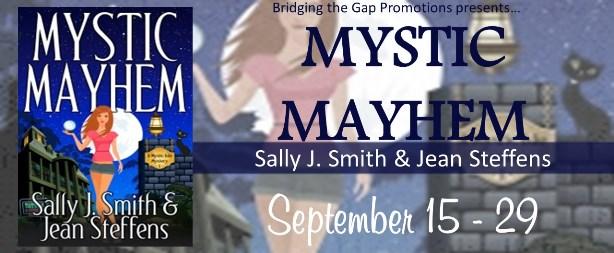 Mystic Mayhem Tour Banner