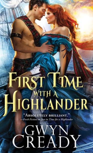 first time with a highlander