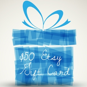 50-Etsy-Gift-Card