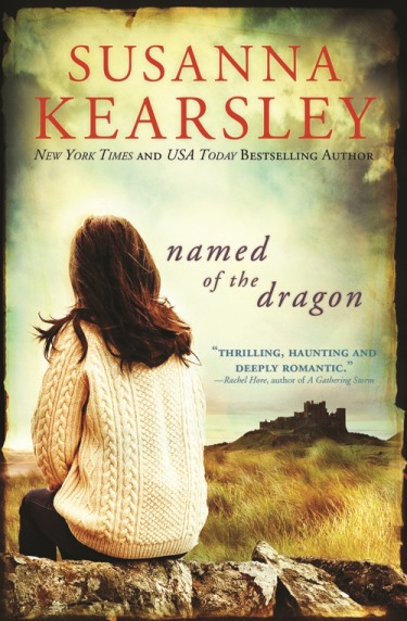 Named of the Dragon cover
