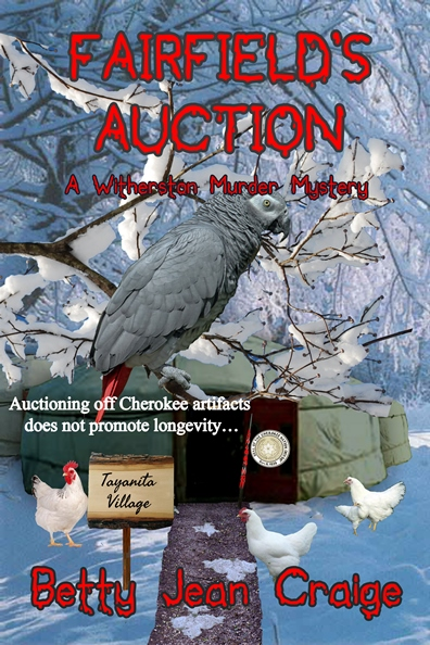 fairfield's auction cover